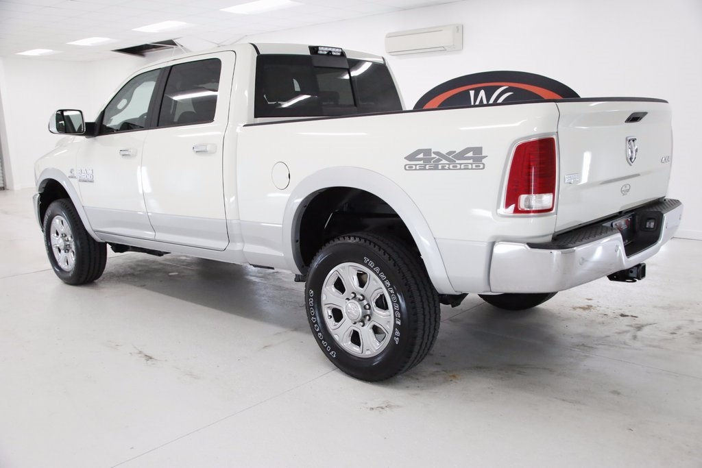 2018 Ram 2500 Crew Cab 4x4 Pickup #DT091370 - photo 2