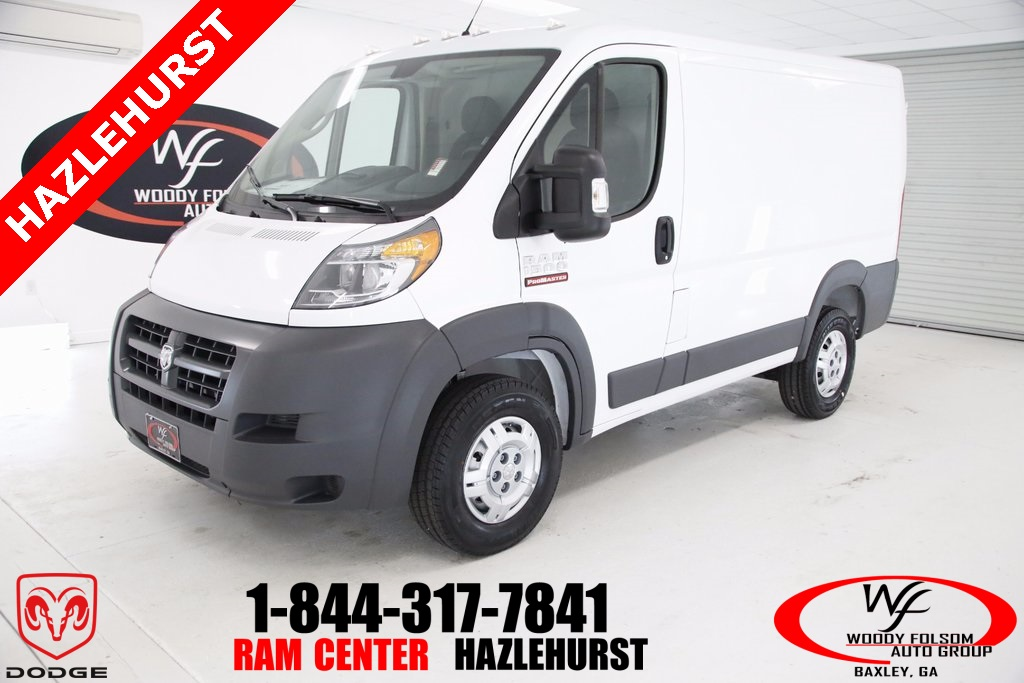 2018 ProMaster 1500 Standard Roof FWD,  Ranger Design Mobile Service Upfitted Cargo Van #DT091375 - photo 1
