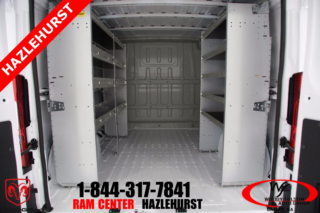 2018 ProMaster 1500 Standard Roof FWD,  Ranger Design Upfitted Cargo Van #DT091375 - photo 2