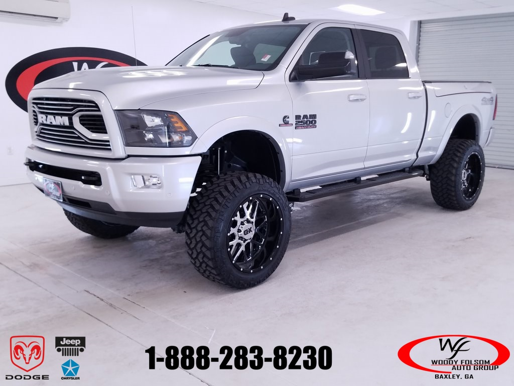 2018 Ram 2500 Crew Cab 4x4, Pickup #DT091376 - photo 1