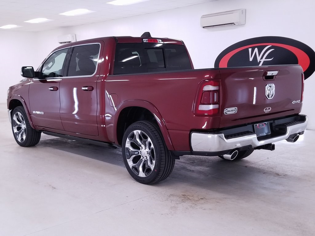 2019 Ram 1500 Crew Cab 4x4,  Pickup #DT091483 - photo 2