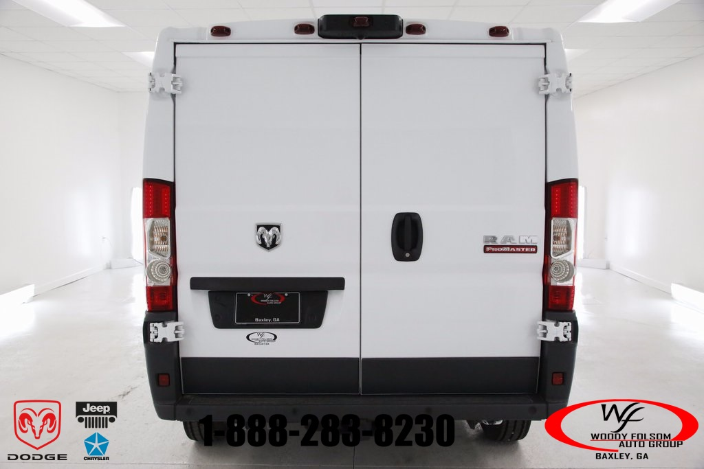 2018 ProMaster 1500 Standard Roof FWD,  Ranger Design Mobile Service Upfitted Cargo Van #DT091574 - photo 7