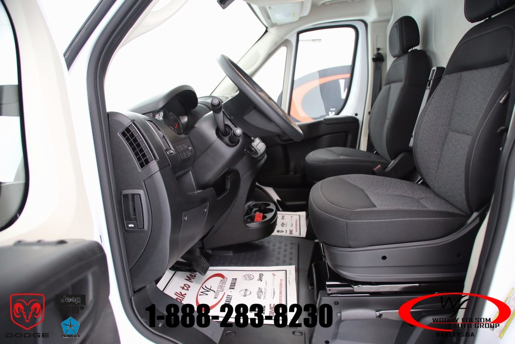 2018 ProMaster 1500 Standard Roof FWD,  Ranger Design Upfitted Cargo Van #DT091574 - photo 10