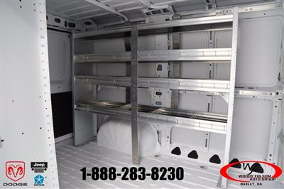 2018 ProMaster 1500 Standard Roof FWD,  Ranger Design Mobile Service Upfitted Cargo Van #DT091574 - photo 17