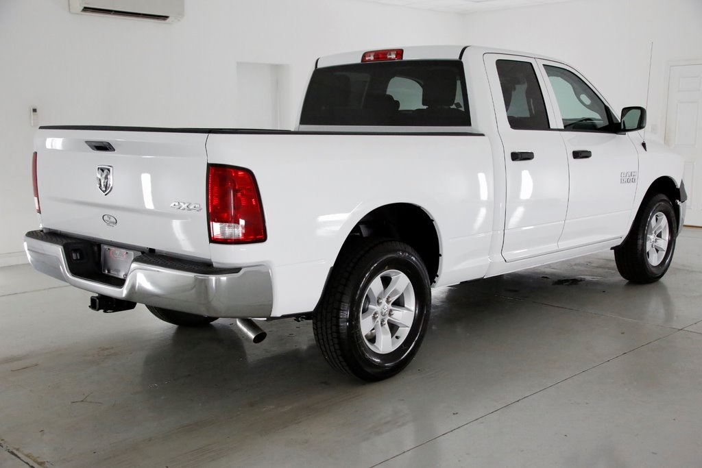 2017 Ram 1500 Quad Cab 4x4,  Pickup #DT091965 - photo 5