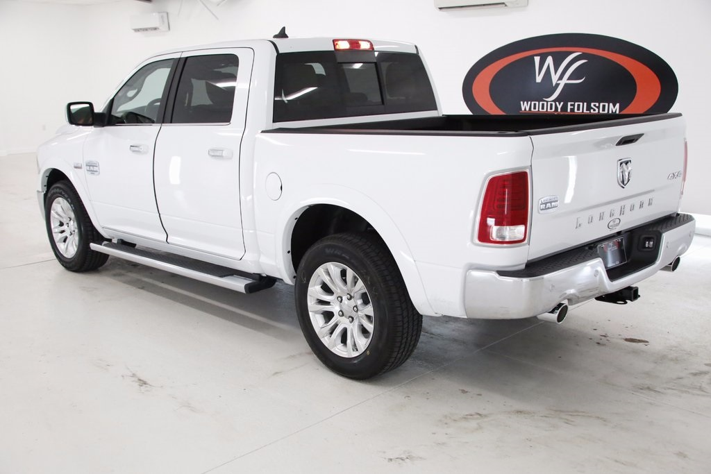 2018 Ram 1500 Crew Cab 4x4, Pickup #DT091972 - photo 2