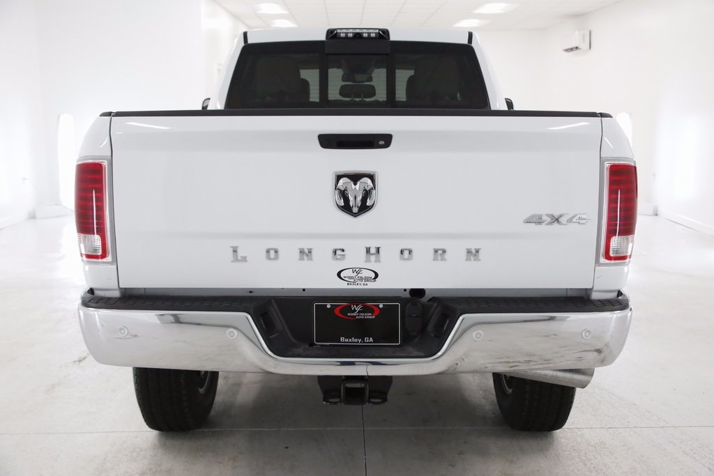 2018 Ram 2500 Crew Cab 4x4 Pickup #DT091973 - photo 8