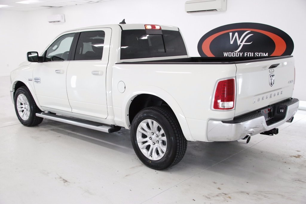 2018 Ram 1500 Crew Cab 4x4 Pickup #DT091974 - photo 2