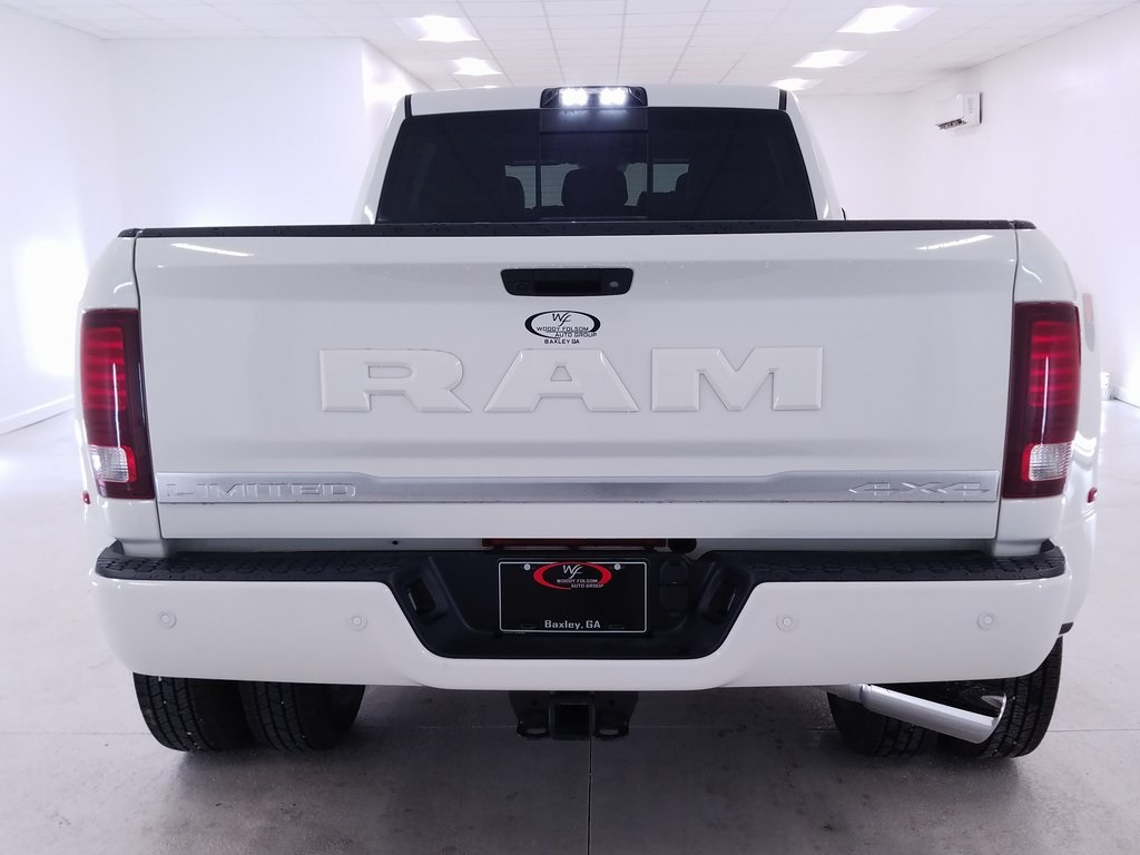 2018 Ram 3500 Mega Cab DRW 4x4,  Pickup #DT092685 - photo 6