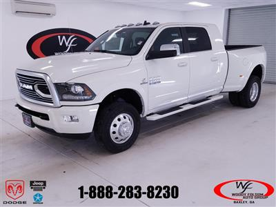 2018 Ram 3500 Mega Cab DRW 4x4,  Pickup #DT092685 - photo 1