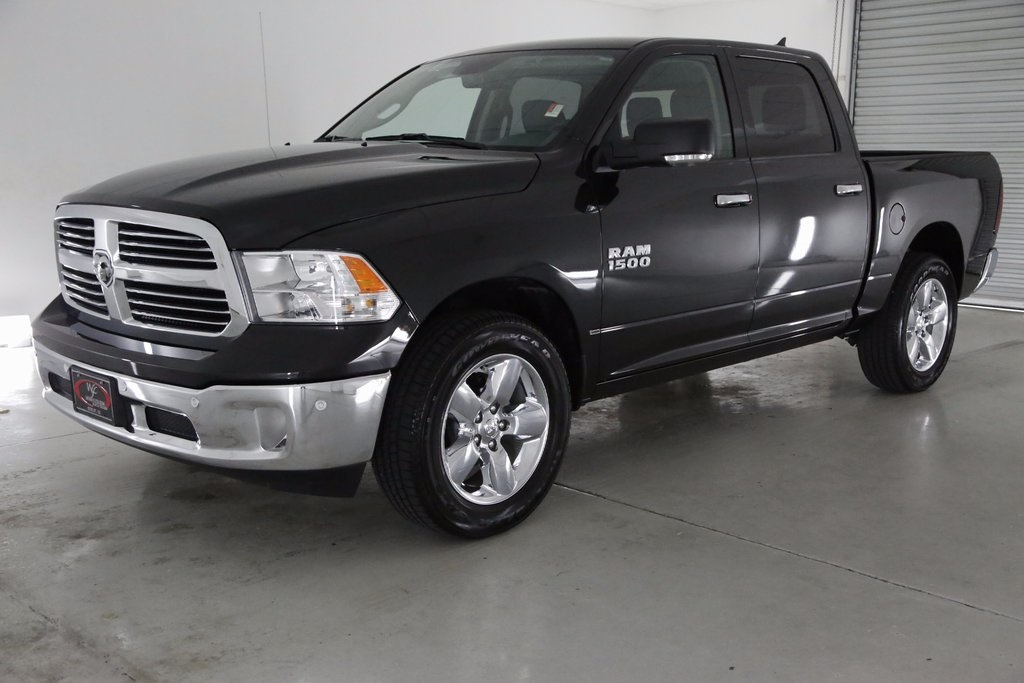 2017 Ram 1500 Crew Cab 4x4, Pickup #DT100464 - photo 1