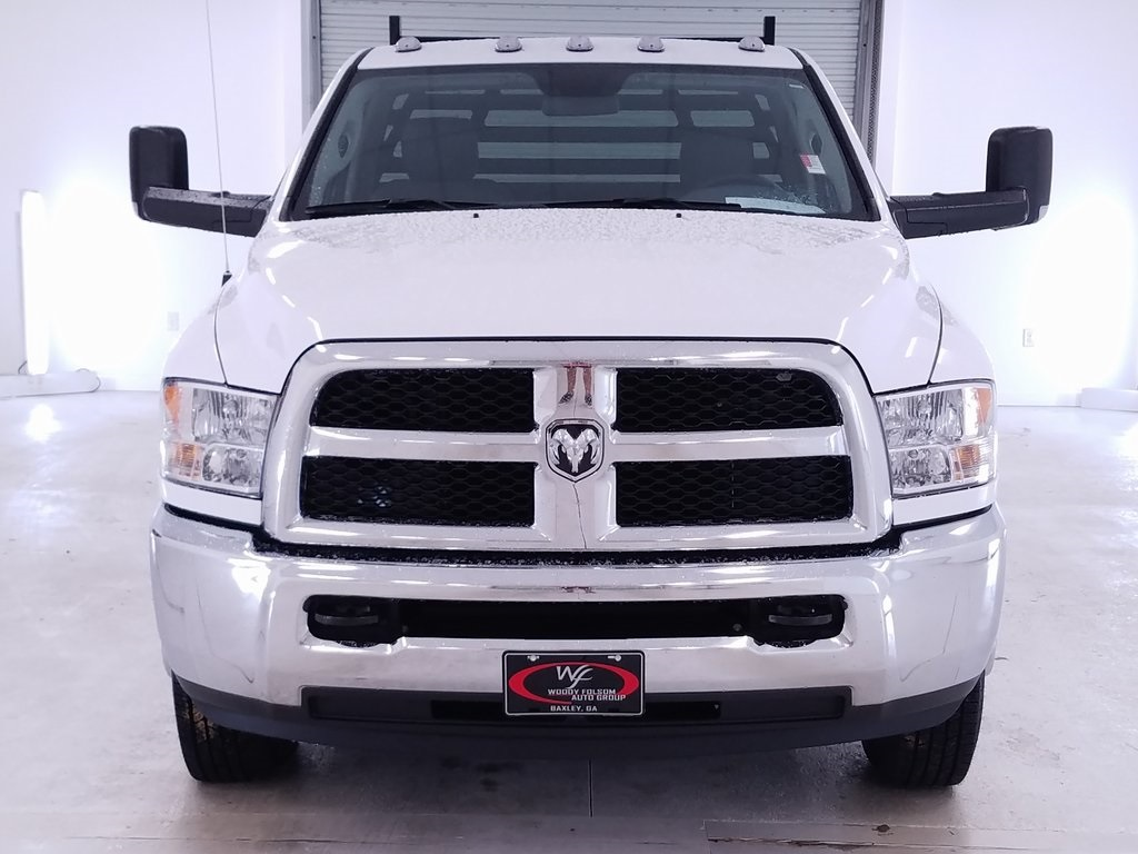 2018 Ram 3500 Regular Cab DRW 4x4,  Commercial Truck & Van Equipment Gooseneck Platform Body #DT100881 - photo 3