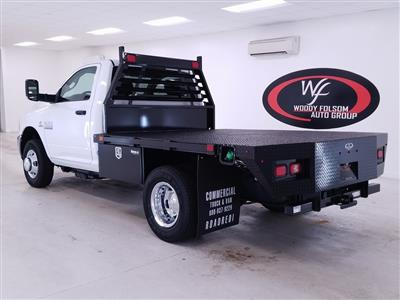 2018 Ram 3500 Regular Cab DRW 4x4,  Commercial Truck & Van Equipment Gooseneck Platform Body #DT100881 - photo 2