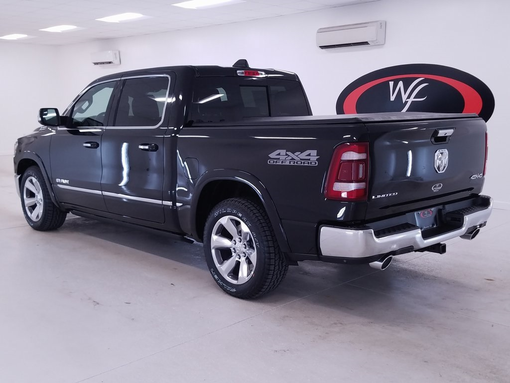 2019 Ram 1500 Crew Cab 4x4,  Pickup #DT100981 - photo 2
