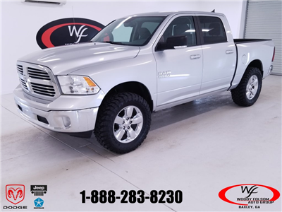 2017 Ram 1500 Crew Cab 4x4, Pickup #DT101160 - photo 1