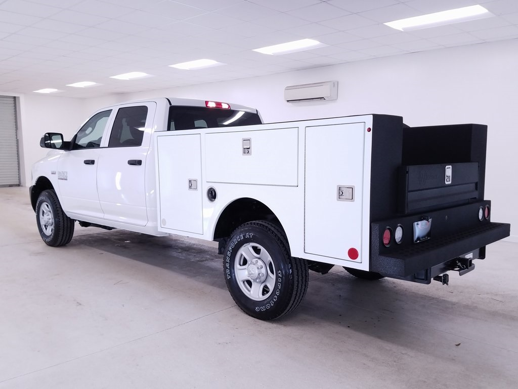 2018 Ram 2500 Crew Cab 4x4,  Warner Service Body #DT101182 - photo 2