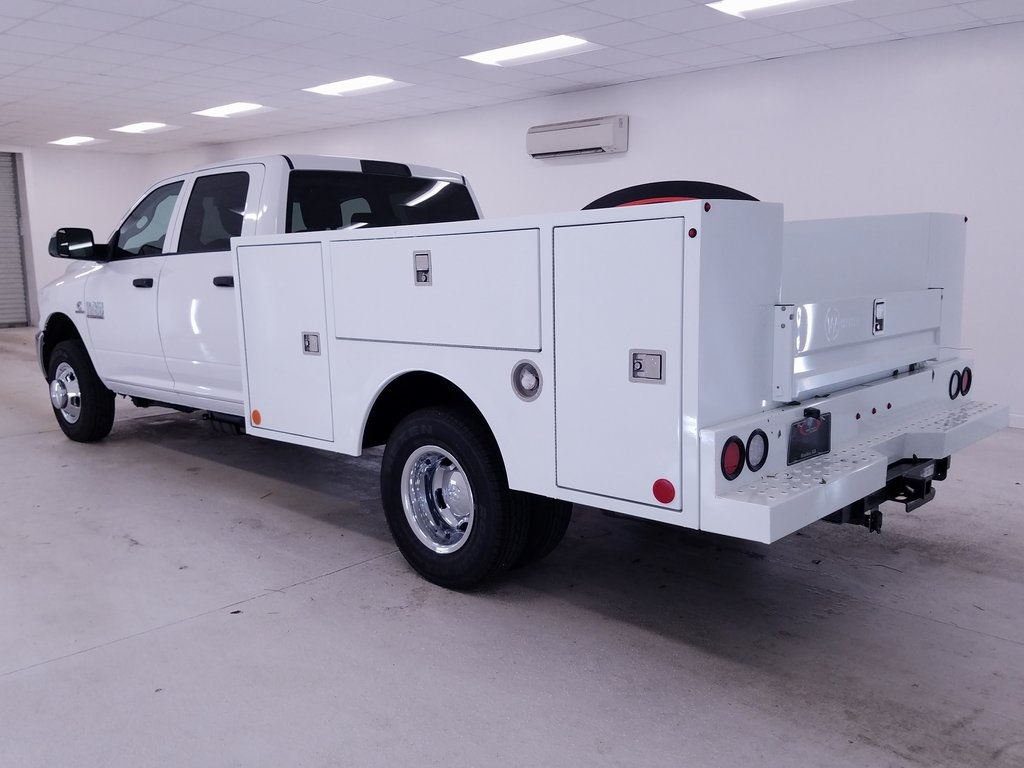 2018 Ram 3500 Crew Cab DRW 4x4,  Warner Service Body #DT101383 - photo 2