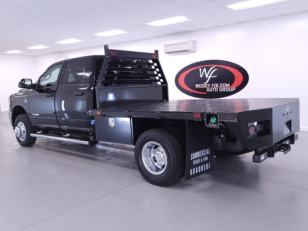 2020 Ram 3500 Crew Cab DRW 4x4, Commercial Truck & Van Equipment Platform Body #DT101904 - photo 1