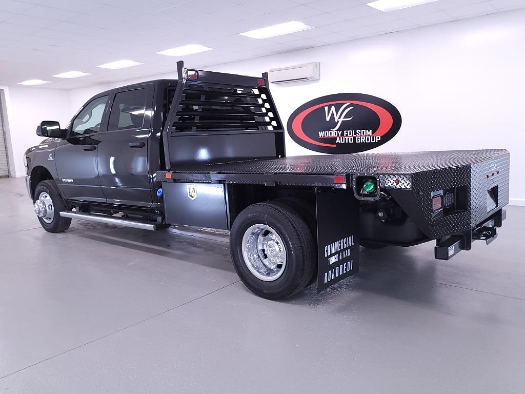 2020 Ram 3500 Crew Cab DRW 4x4, Commercial Truck & Van Equipment Platform Body #DT102002 - photo 1