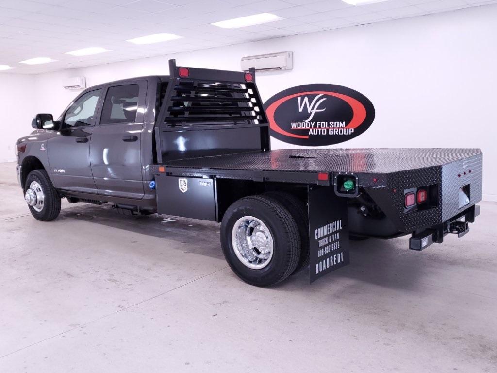 2019 Ram 3500 Crew Cab DRW 4x4, Commercial Truck & Van Equipment Platform Body #DT102291 - photo 1