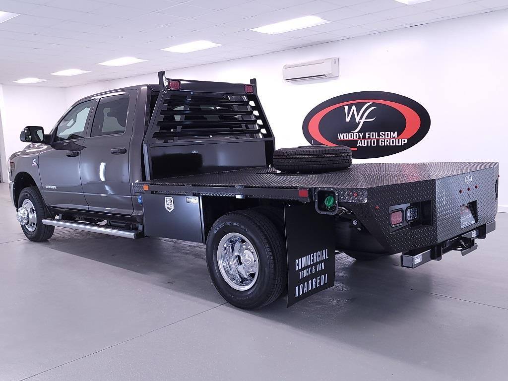 2020 Ram 3500 Crew Cab DRW 4x4, Commercial Truck & Van Equipment Platform Body #DT103003 - photo 1