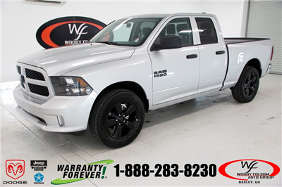 2018 Ram 1500 Quad Cab, Pickup #DT110872 - photo 1