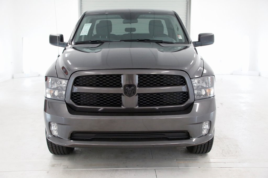 2018 Ram 1500 Quad Cab, Pickup #DT110878 - photo 3