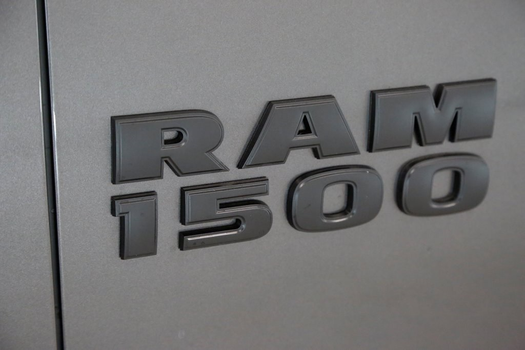 2018 Ram 1500 Quad Cab, Pickup #DT110878 - photo 4