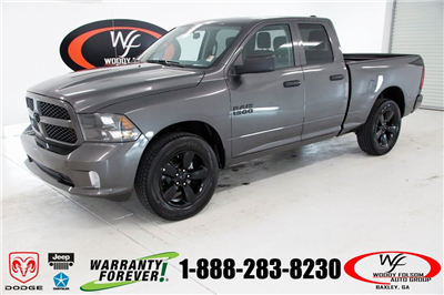 2018 Ram 1500 Quad Cab, Pickup #DT110878 - photo 1