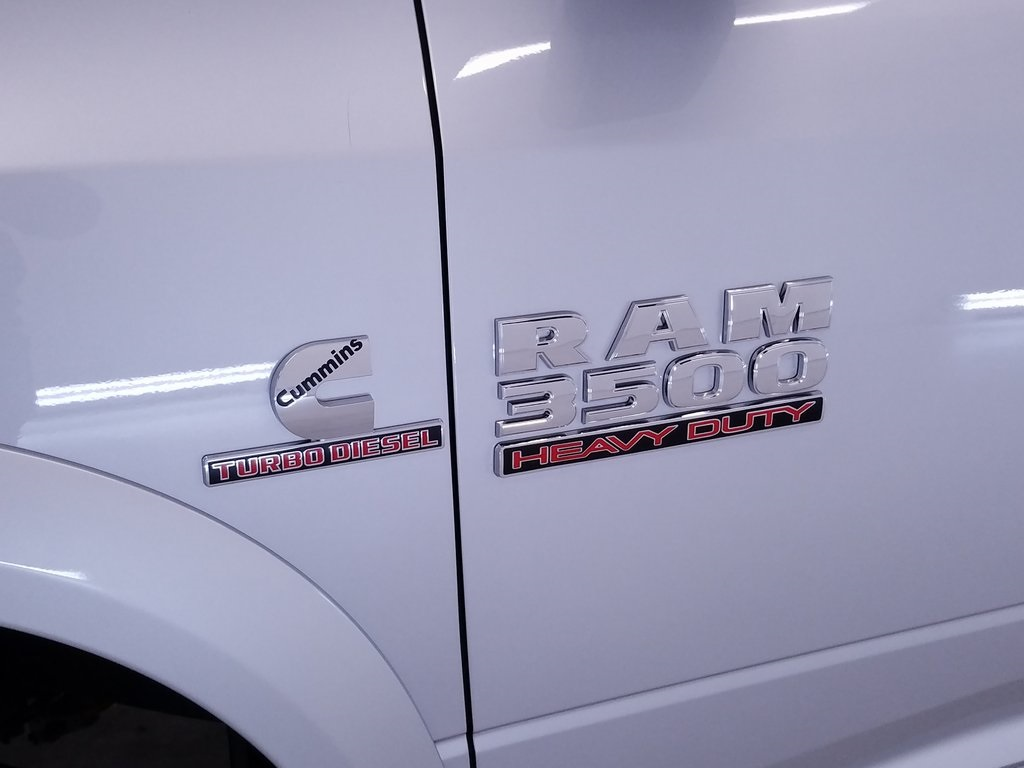 2018 Ram 3500 Crew Cab DRW 4x4,  Pickup #DT110881 - photo 4