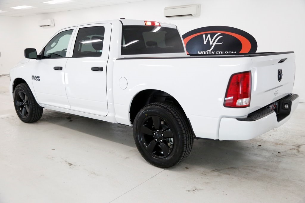 2018 Ram 1500 Crew Cab 4x2,  Pickup #DT110970 - photo 2