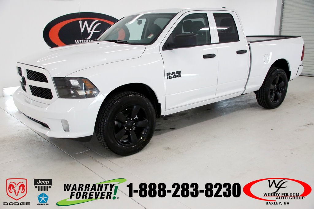 2018 Ram 1500 Quad Cab,  Pickup #DT110976 - photo 1