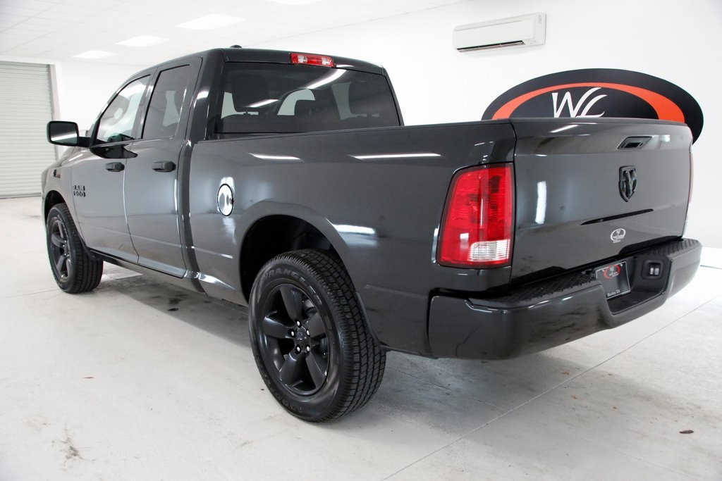 2018 Ram 1500 Quad Cab, Pickup #DT110977 - photo 2