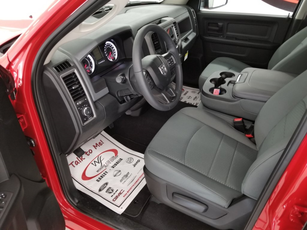 2018 Ram 1500 Quad Cab, Pickup #DT112871 - photo 12