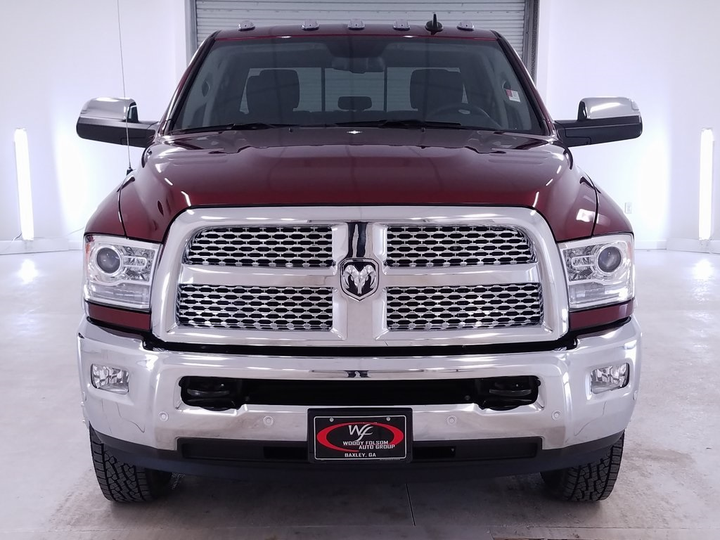 2018 Ram 3500 Crew Cab DRW 4x4,  Pickup #DT120383 - photo 3
