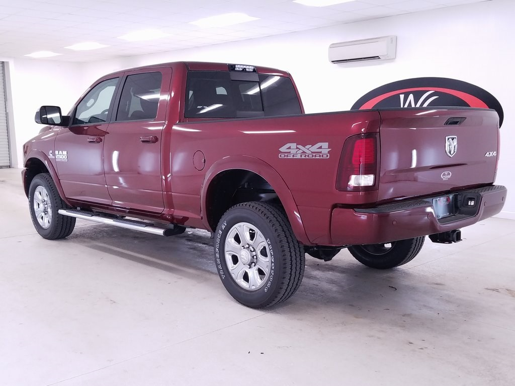 2018 Ram 2500 Crew Cab 4x4,  Pickup #DT120582 - photo 2