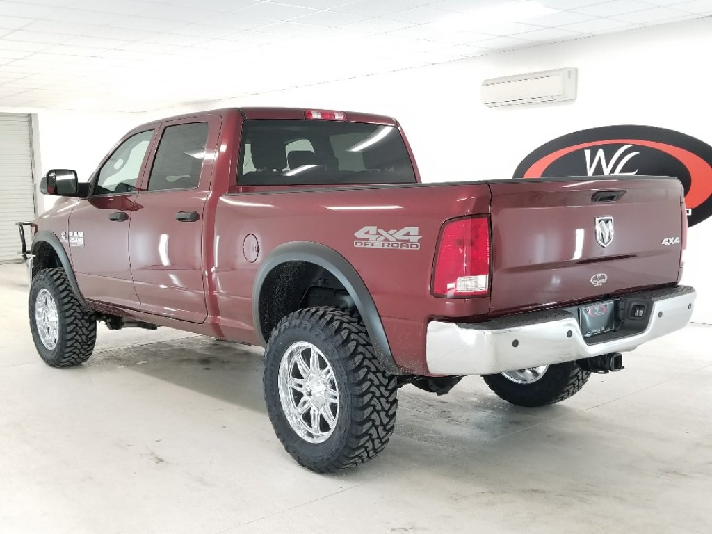 2018 Ram 2500 Crew Cab 4x4,  Pickup #DT120670 - photo 2
