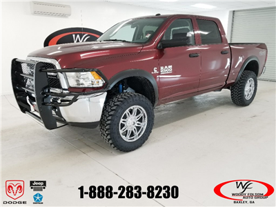 2018 Ram 2500 Crew Cab 4x4,  Pickup #DT120670 - photo 1