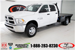 2018 Ram 3500 Crew Cab DRW 4x4 Platform Body #DT120975 - photo 1