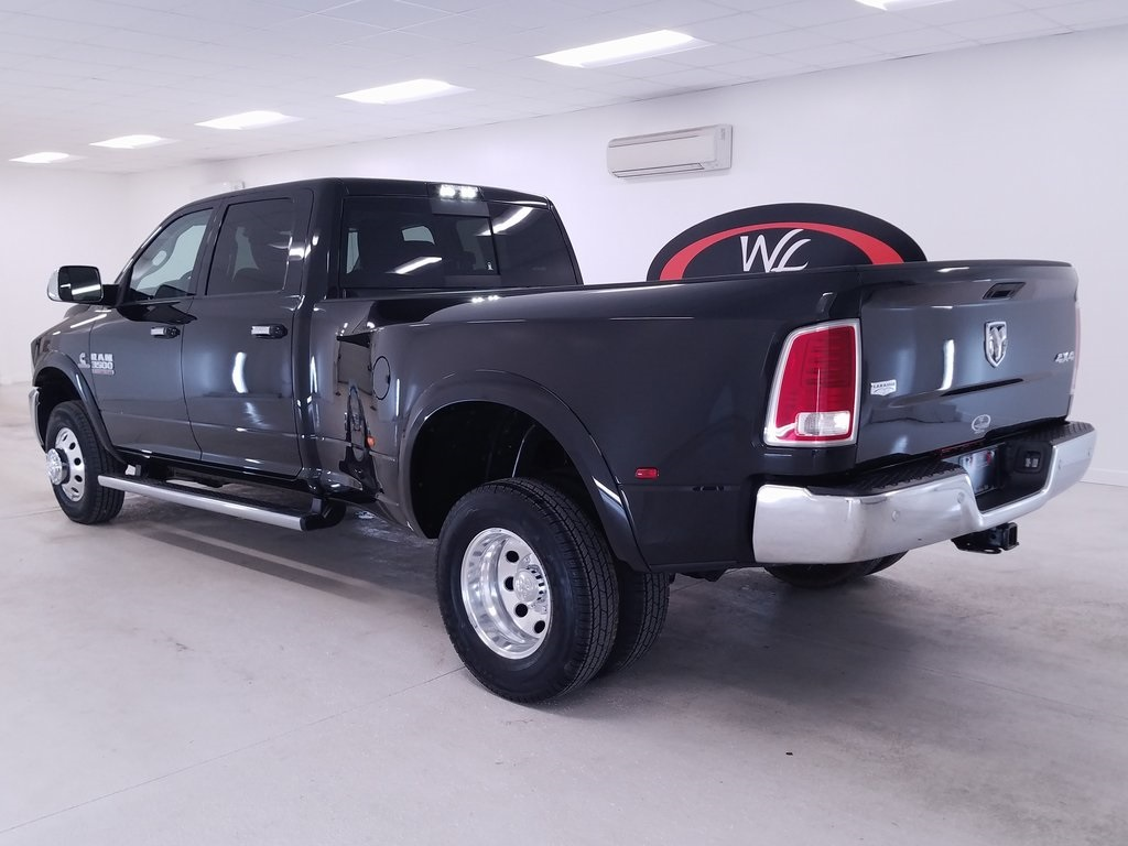 2018 Ram 3500 Crew Cab DRW 4x4,  Pickup #DT121383 - photo 2