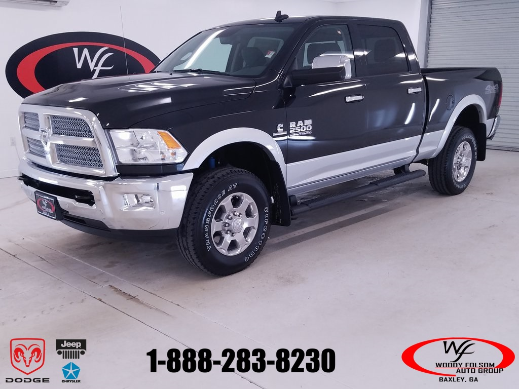 2018 Ram 2500 Crew Cab 4x4,  Pickup #DT121982 - photo 1