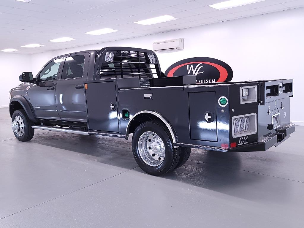 2021 Ram 4500 Crew Cab DRW 4x4, CM Truck Beds Hauler Body #DT122302 - photo 1