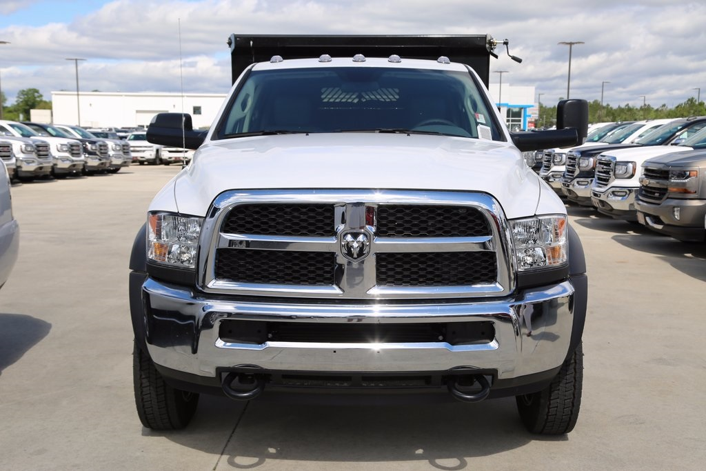 2017 Ram 5500 Crew Cab DRW 4x4,  Rugby Dump Body #DT122766 - photo 3