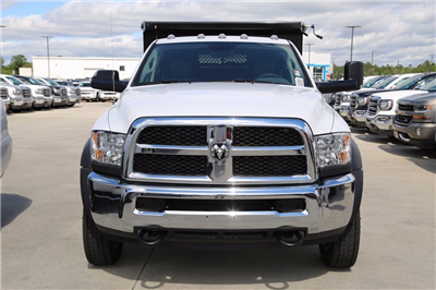 2017 Ram 5500 Crew Cab DRW 4x4,  Rugby Eliminator MD Dump Body #DT122766 - photo 3
