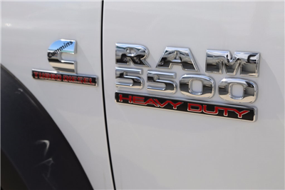 2017 Ram 5500 Crew Cab DRW 4x4,  Rugby Eliminator MD Dump Body #DT122766 - photo 4