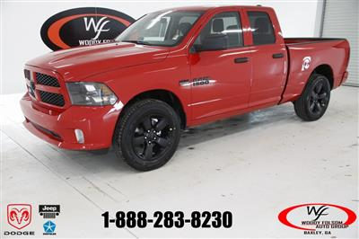 2018 Ram 1500 Quad Cab 4x2,  Pickup #DT123077 - photo 1