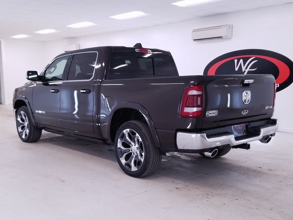 2019 Ram 1500 Crew Cab 4x4,  Pickup #DT123184 - photo 2