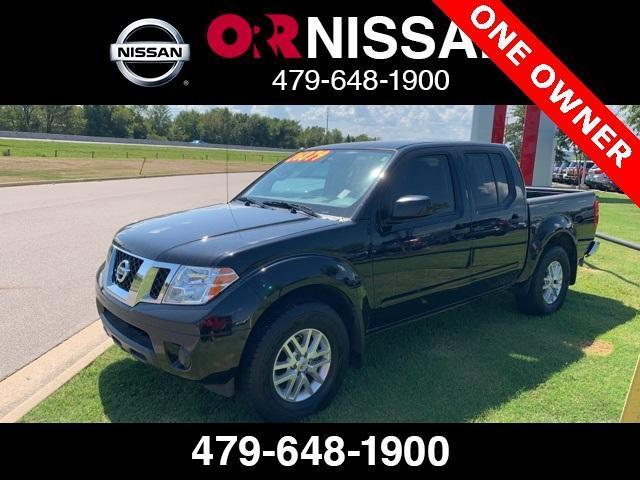 2019 Nissan Frontier Crew Cab 4x2, Pickup #012733B - photo 1
