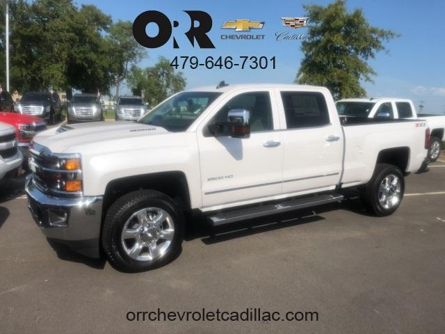 2019 Silverado 2500 Crew Cab 4x4,  Pickup #108713 - photo 1