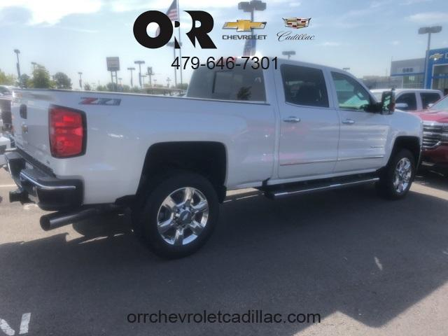 2019 Silverado 2500 Crew Cab 4x4,  Pickup #108713 - photo 2